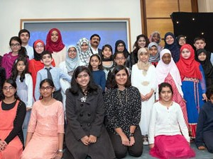 Young Muslim Award Ceremony